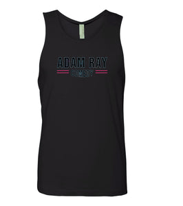 Adam Ray Neon - Mens Tank Black