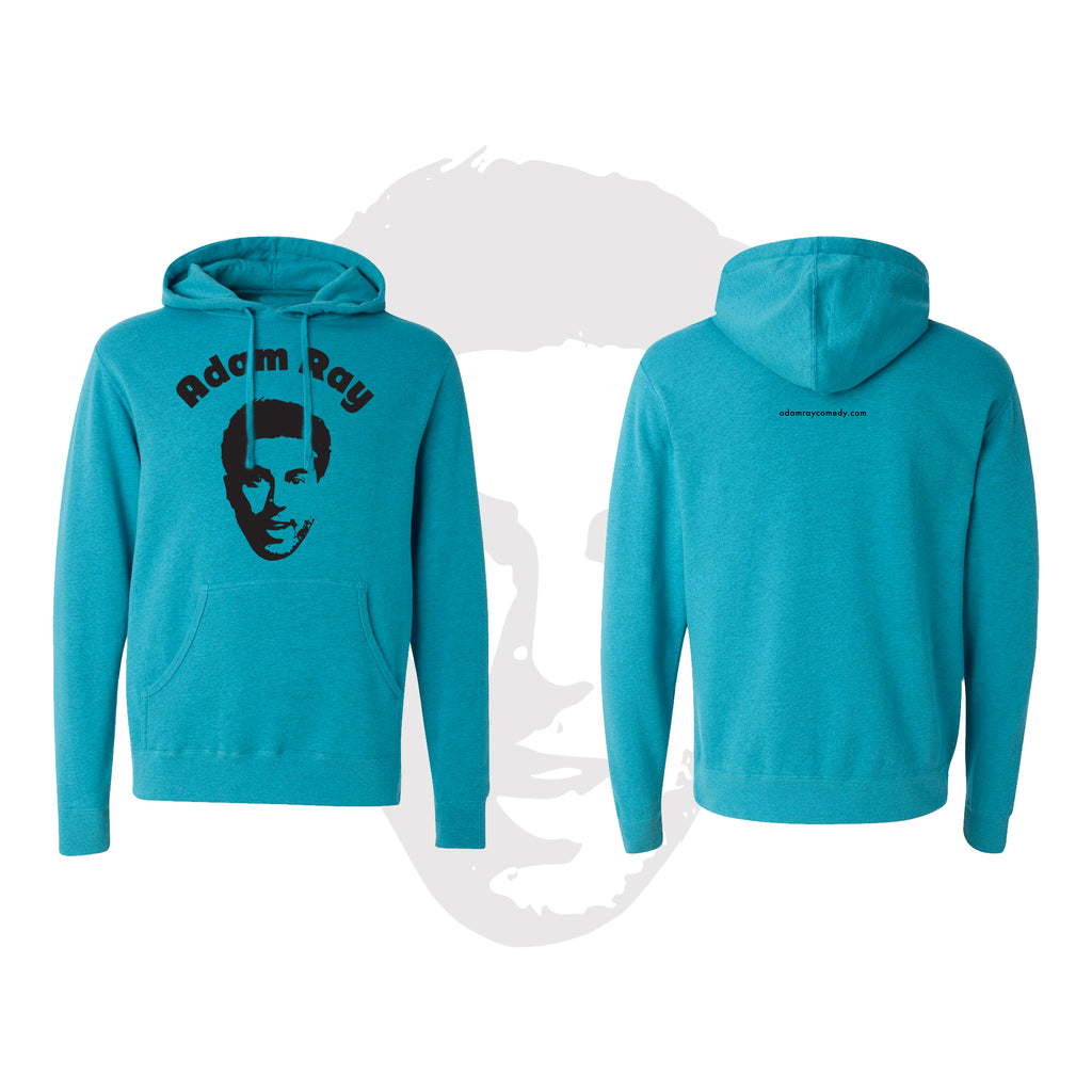 Classic Adam Ray - Pullover Hoodie Turqoise