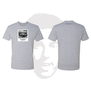 Dick Pic - Mens Tee Heather Gray