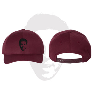 Silhouette Classic Snapback - Maroon