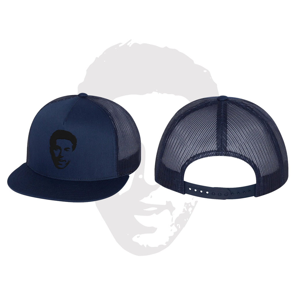 Silhouette Classic Trucker Snapback - Navy