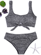 Lauren Heathered Bikini