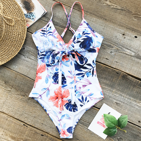 Water Color Dream One-piece