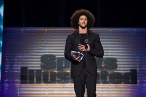 Colin Kaepernick Is Recipient of 2017 Sports Illustrated Muhammad Ali Legacy Award