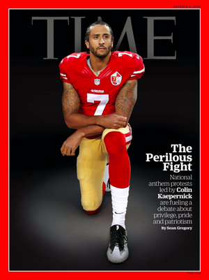 Colin Kaepernick Had No Choice but to Kneel