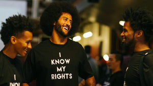 Colin Kaepernick is making good on his pledge to donate $1 million