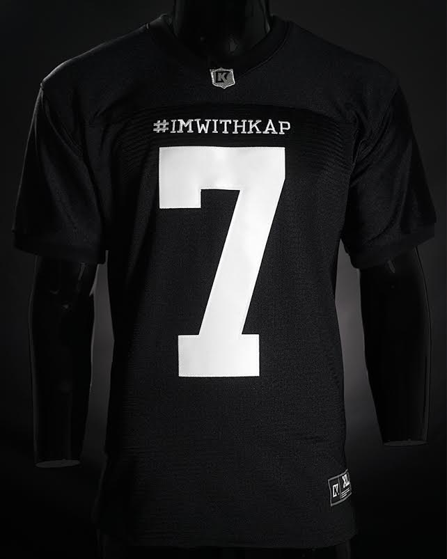 quality design bdc9a b9624 PRE-ORDER SHIPS OCT 5th #ImWithKap Jersey (ADULT)