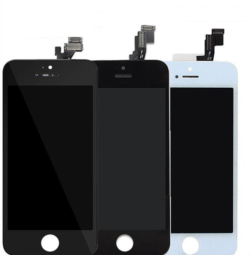 LCD Screen & Digitizer Glass Replacement for iPhone 5/5s/5c