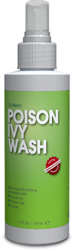 Poison Ivy Wash