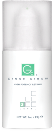 Green Cream - high potency retinol - Level 3