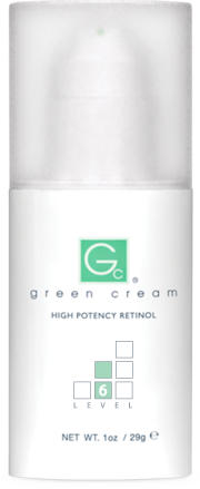 Green Cream - high potency retinol - Level 6