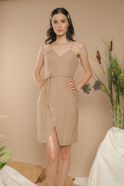 Margo wrap dress