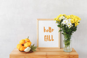 Rustic Fall Inspiration