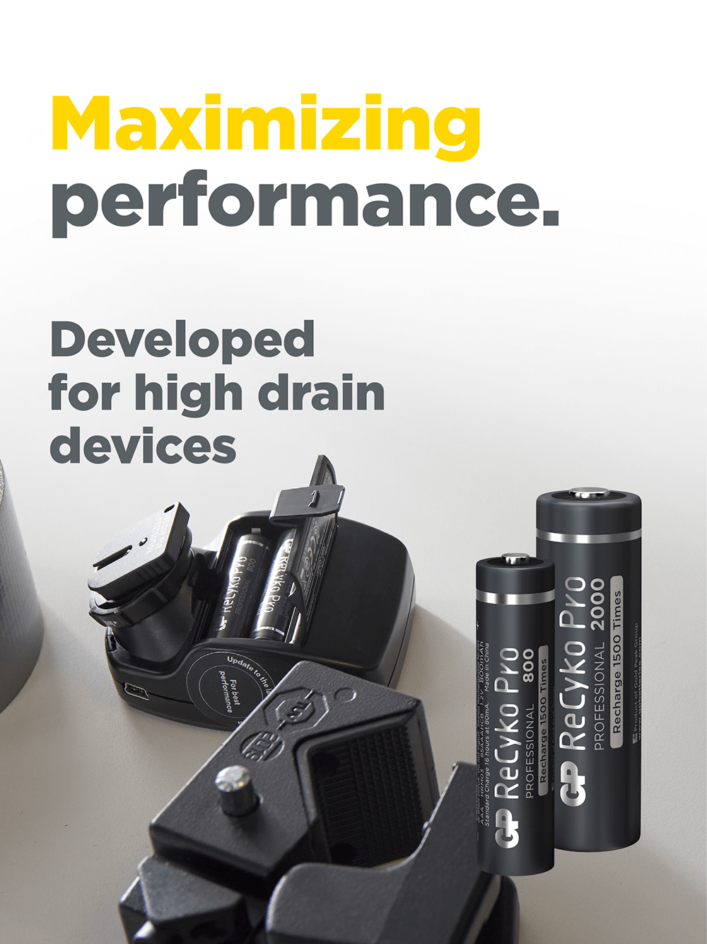 recyko battery - maximizing performance