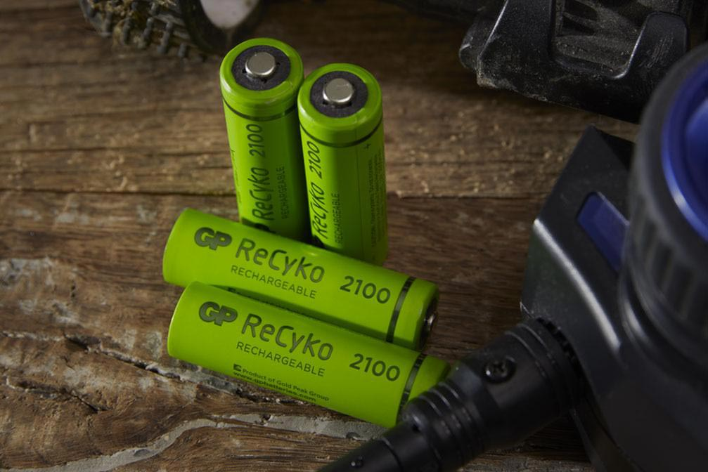 eco-friendly rechargeable batteries - storage of rechargeable batteries