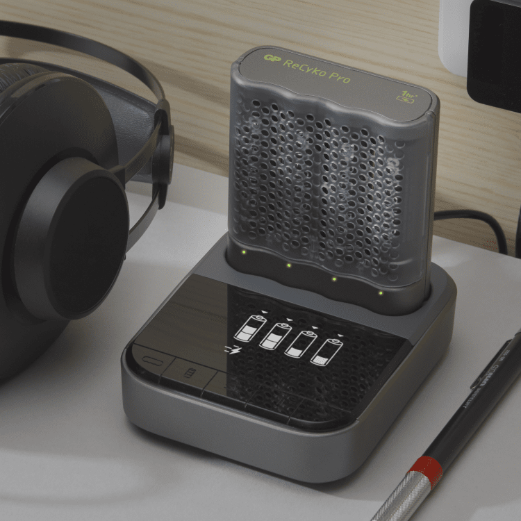 recyko battery chargers - award-winning chargers