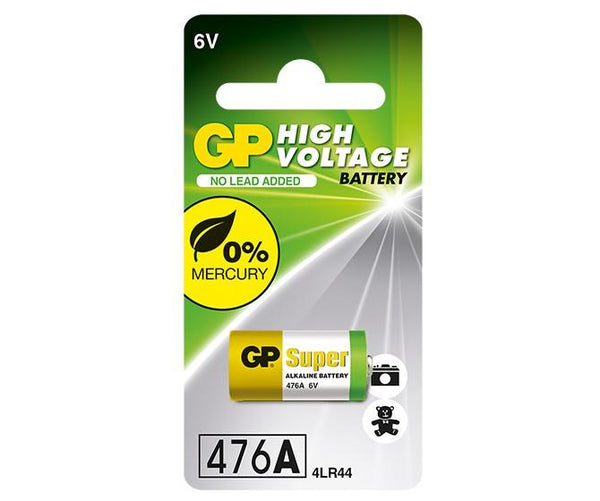 GP Alkaline High Voltage 476A (4LR44, PX28A)