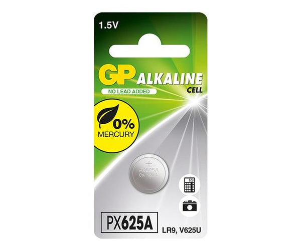 GP Alkaline Cell Battery - PX625A