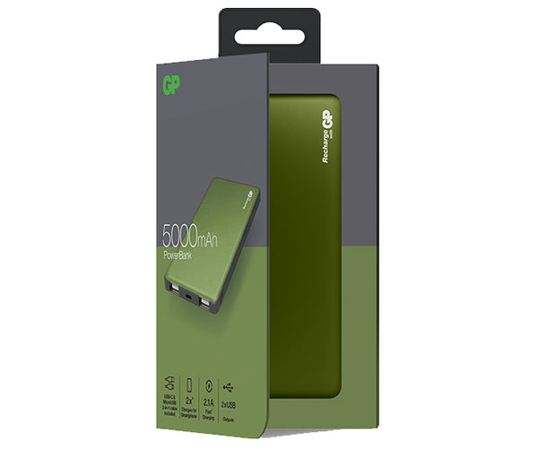 GP PowerBank Mobile Charger MP05MA 5000mAh