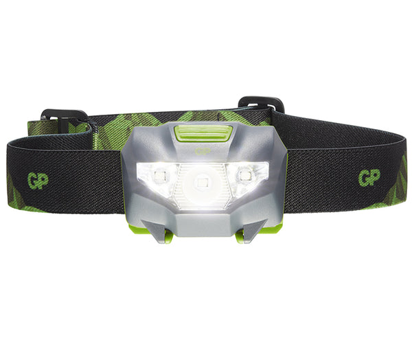 GP Discovery CH32 80 Lumen Head Torch with 3 AAA