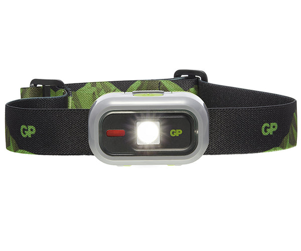 GP Discovery CH33 100 Lumen Head Torch with 1 AA