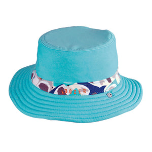 Baby Boys Dozer Chomp – Swim Bucket Hat