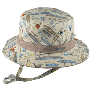 Baby Boys Kao Adjustable Bucket Hat - Reversible