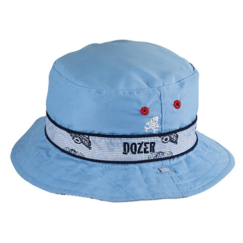Image of Baby Boys Kai Bucket Hat - Reversible
