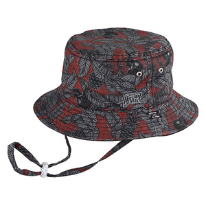 Boys Cotton Parker Hat - Reversible