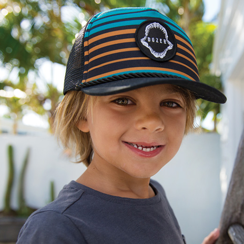 Image of Boys Leon Trucker Cap