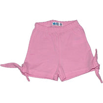 Baby Girls Shorts - Pink