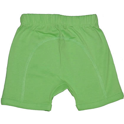 Baby Mix N Match Shorts - Green