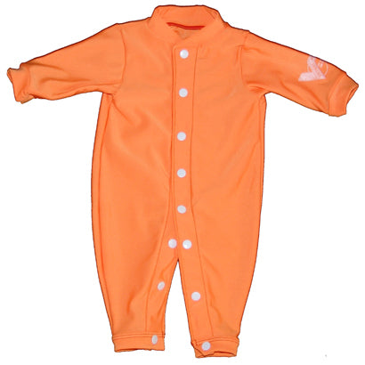 Baby Girls RepelDry UPF50+ Onesie - Orange