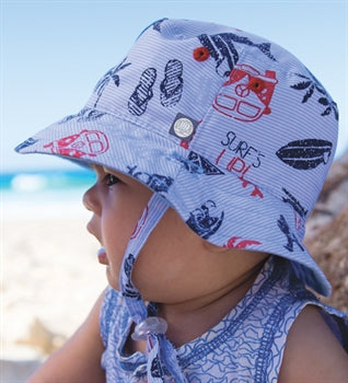 Baby Boys Kai Bucket Hat