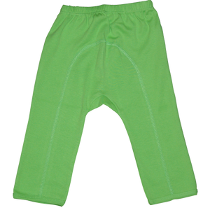 Baby Boys Green Long Pants