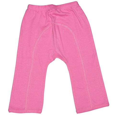 Baby Girls Pink Long Pants