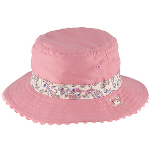 Baby Girls Aldyn Bucket Hat - Reversible