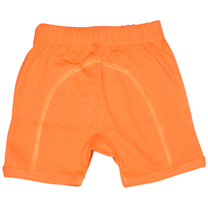 Baby Orange Short Pants