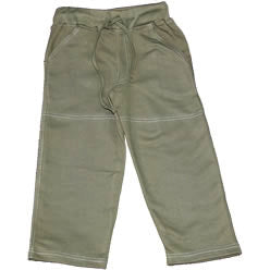 Boys Khaki Long Pants