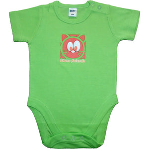 Boys Mix N Match Green – Funky Cat