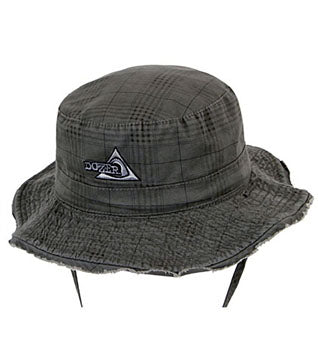 Image of Boys Dirty Dog Bucket Hat - Reversible