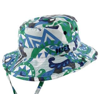 Boys Echo Bucket Hat – Reversible