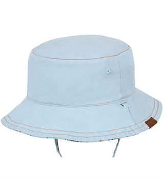 Image of Boys Koby Bucket Hat - Reversible