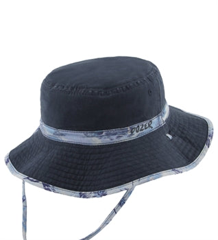 Image of Boys Sebastian Floppy Hat -Reversible