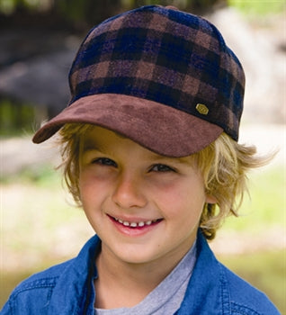 Boys Ty Winter Wool Cap - Dozer