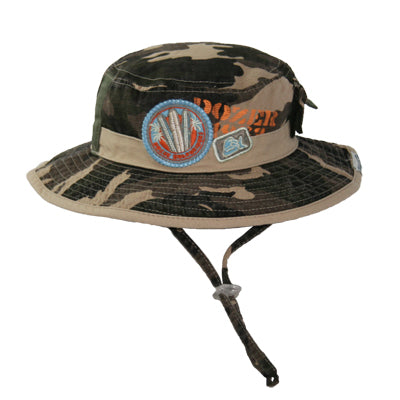 Baby Boys Army Floppy Hat