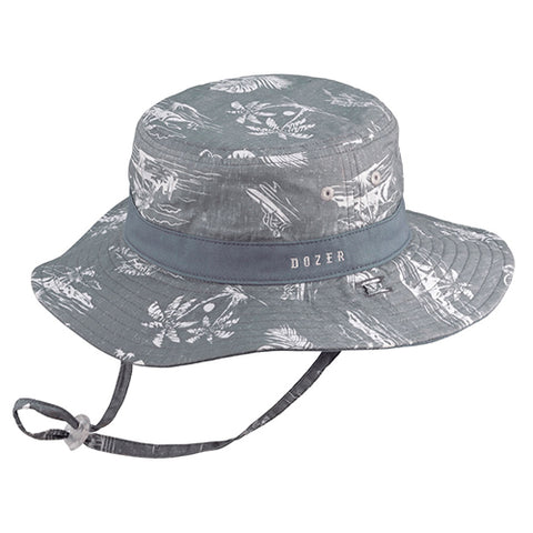 Image of Boys Ryder Floppy Hat -Reversible