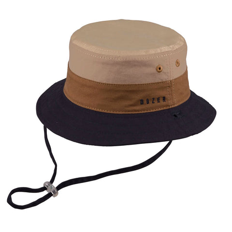 Boys Larz Bucket Hat - Reversible - Dozer