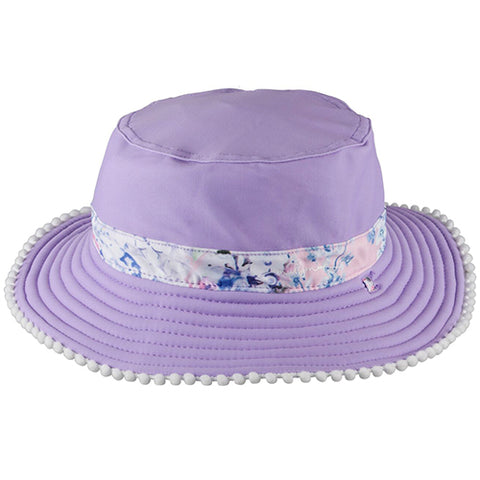 Image of Girls Millymook Imogen Bucket - Swim Hat