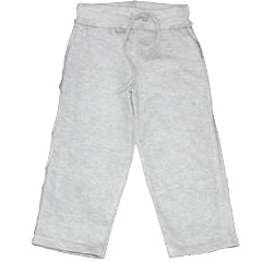 Girls Grey Long Pants